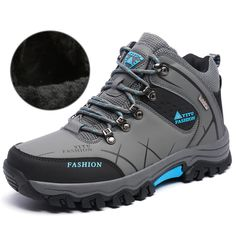 Men's Shoes Rational Man Outdoor Hiking Shoes Athletic Trekking Boots Black Breathable Male Climbing Travel Walking Sneakers Male Snow Ankle Boots Delicacies Loved By All