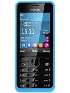 Nokia 301 specifications