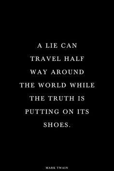 So true ..