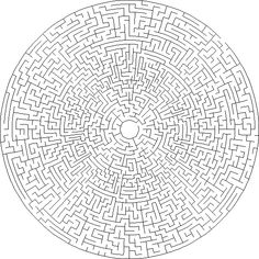 /picturesofmazes | The four Factor Self Actualization Test