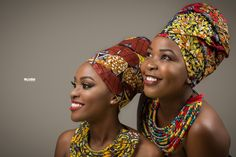 To our destiny we were born, To our destiny we always were, To our destiny we returned. We were queens at birth.  We always were,  We will always be. A matter settled by Destiny. #Queens #Sisters #African #Roots Accessories by @ubwizafashion  Makeup by @usheretteo