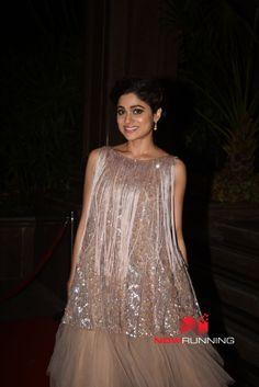 Shamita Shetty at Hello! Hall of Fame Awards 2