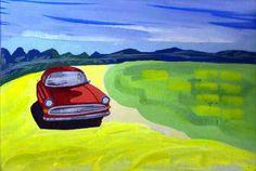 Vendo / For Sale  Acrylic on canvas