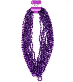 7Mm Rnd Purple 12Pc