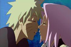 Naruto closer to kiss Sakura/NaruSaku Shippuden