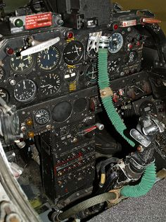 Dassault Super Mystere B.2 Cockpit