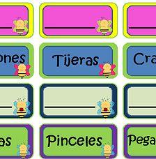 Rincón Preescolar | PREESCOLAR | Etiquetas! $
