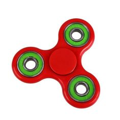 2017 Hot Sale Tri-Spinner Fidget Toy Plastic EDC Hand Spinner For Autism ADHD Rotation Time Long Anti Stress Fidget Toys