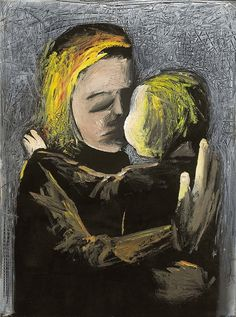 Paintings - Charles Blackman - Page 2 - Australian Art Auction Records Australian Painters, Australian Artists, Alice In Wonderland Series, Mother And Child Reunion, Picasso And Braque, Girls With Flowers, Modern Artists, Art Auction, Drawing Reference