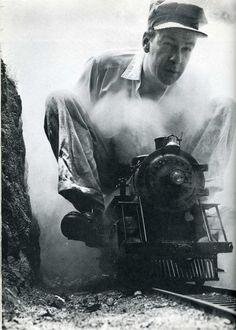 riding that train...