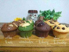 マフィンおばさんの簡単マフィン♪の画像 Easy Sweets, Homemade Sweets, Sweets Recipes, Healthy Cake, Healthy Baking, Japanese Cake, Pastry Shop, Cafe Food, Mini Cakes