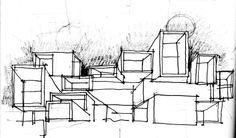 Praxair Township, Paradeep: Process sketch.