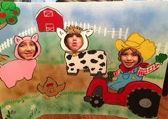 Granja fiesta granja cumpleaños granjero fiesta por CreativChick