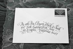 Whimsical Calligraphy