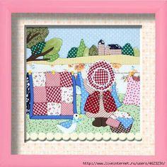 Patchwork sin aguja Quilt Patterns Free, Applique Patterns, Applique Quilts, Embroidery Applique, Girls Quilts, Baby Quilts, Patch Quilt, Quilt Blocks, Crazy Patchwork
