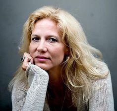 Liza Marklund. Swedish journalist and author.