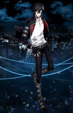 ตัวละคร [Thanatos คืน] เว็บไซต์อย่างเป็นทางการ