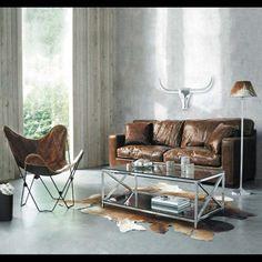 scandinavian interior @Maisons du Monde