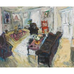 Molly Lamb - Living Room