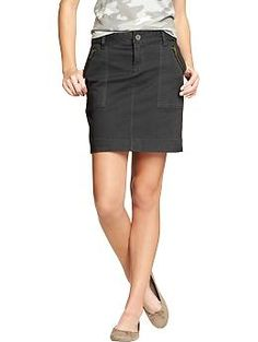 Women's Utility Skirts | Old Navy $24.94