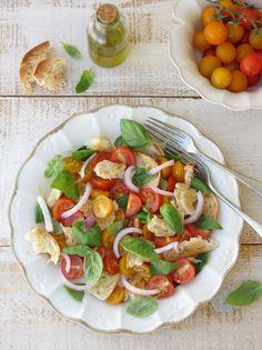 Fabrico Caseiro: Panzanella - Uma Salada Toscana