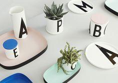 DESIGN LETTERS - Arne Jacobsen's vintage letters