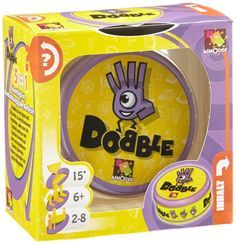 Dobble • English Wooks