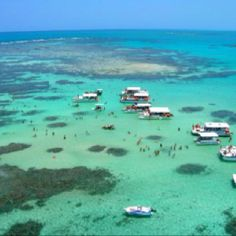 Porto De Galinhas Beach - Recife Brazil Warm water.. Heaven!