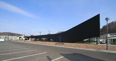 GR230 Highway Service Center by code architectural design