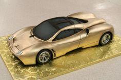 Pagani Huayra - $1.5 million car in cake form