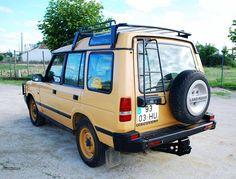 Land Rover Discovery Camel Trophy Março/97 - à venda - Pick-up/ Todo-o-Terreno, Guarda - CustoJusto.pt