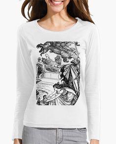 Camiseta Dragón alado A