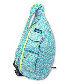 Kavu Rope Bag Messenger Bag #Dillards