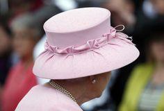 Queen Elizabeth, May 30, 2013 | The Royal Hats Blog