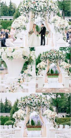Wedding Ceremony Ideas - via Caramel Weddings