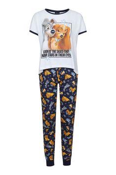 Lady and the Tramp Pyjama Set - Topshop