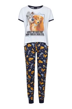 Photo 1 of Lady and the Tramp Pyjama Set
