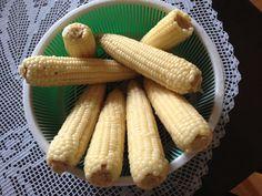2014.7.19 간식. 옥수수