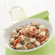 Insalata di farro e polpo : Scopri come preparare questa deliziosa ricetta. Facile, gustosa e adatta ad ogni occasione.