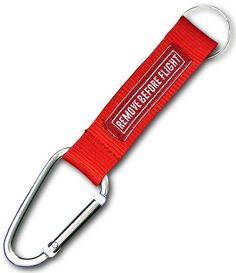 "Carabiner lanyard key chain / hook strap features polyester lanyard strap and custom sewn label. Hooked on you! This carabiner lanyard key chain will keep your keys and anything else that you can attach to it, safe from getting lost. Great giveaways for outdoor event! 1"" x 6"" Length with hook length. Available in variety of sizes and colors! http://leaguepromos.com/lanyards-c-22.html"