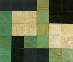 Moonish Co plywood wall tiles | Remodelista - tiles for commitmentphobes