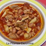 Spanish Kitchen, Spanish Food, Mexican Food Recipes, Healthy Recipes, Chorizo, Tapas, Food To Make, Beans, Food And Drink