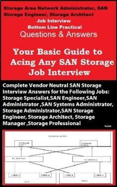 storage area network administrator san storage engineer storage architect job interview bottom line practical - Network Administrator Interview Questions And Answers