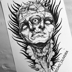 Chaos #electricink