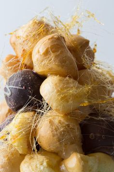Truffled Croquembouche | Spoon Fork Bacon