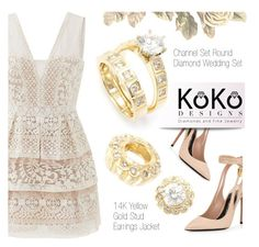 """KOKODESIGNS.com"" by monmondefou ❤ liked on Polyvore featuring Tom Ford, BCBGMAXAZRIA and kokodesigns"