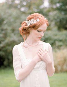 Jane Austin styled wedding inspiration