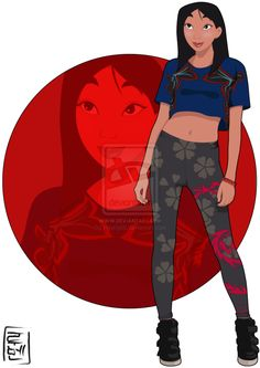 35 Disney Characters As Modern-Day College Students