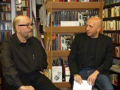 Marcos Ordóñez y Luis Alegre.