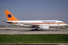 Airbus A310-204 - Hapag-Lloyd | Aviation Photo #4688501 | Airliners.net